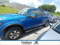 Used 2013 Ford F-150 4WD SuperCab 145 FX4 in Harrisburg, PA