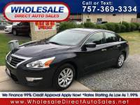 2015 Nissan Altima 4dr Sdn I4 2.5 S