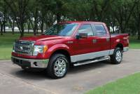 Used 2013 Ford F-150 XLT Crew Cab 4WD