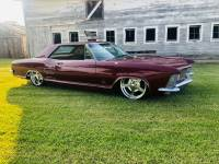 1963 Buick Riviera -LUXURY CLASSIC ON AIR RIDE