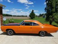1969 Plymouth Roadrunner -RM CODE ORANGE 440 AUTOMATIC MOPAR-NICE MUSCLE CAR