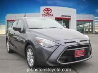 2018 Toyota Yaris iA Base Sedan Front-wheel Drive
