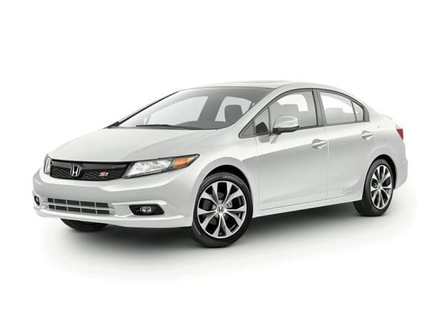 Photo Used 2012 Honda Civic For Sale at Huber Automotive  VIN 2HGFB6E59CH706171