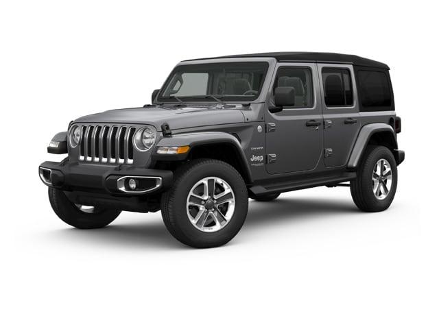 Photo Used 2018 Jeep Wrangler Unlimited Sahara 4x4 SUV For Sale Leesburg, FL
