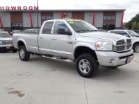 2007 Dodge Ram 2500 QUAD CAB AUTO 4X4 LARAMIE LONG BOX CUMMINS DIESEL
