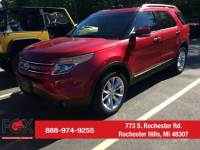 2011 Ford Explorer Limited SUV AWD