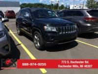 2012 Jeep Grand Cherokee Limited SUV 4WD