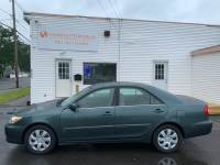 2002 Toyota Camry LE 4-Speed Automatic