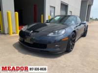 Used 2010 Chevrolet Corvette Coupe