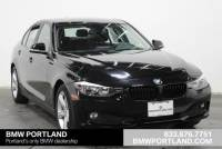 Pre-Owned 2015 BMW 3 Series 4dr Sdn 320i Xdrive AWD Car in Portland