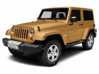 Certified Used 2016 Jeep Wrangler Willys Wheeler W Sport Utility 2D SUV in Walnut Creek