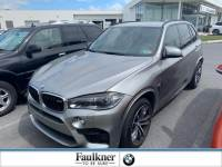 Used 2017 BMW X5 M 17XK Sports Activity Vehicle in Lancaster PA
