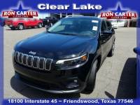 2019 Jeep Cherokee Latitude Plus FWD SUV near Houston