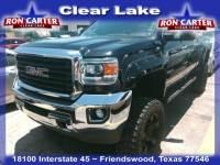 2015 GMC Sierra 2500HD SLT Truck Crew Cab near Houston