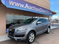2010 Audi Q7 AWD QUATTRO 3.0L TDI Premium Plus 10 YEAR/120,000 MILE TDI WARRANTY