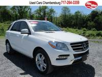 Used 2015 Mercedes-Benz M-Class ML 350 4MATIC in Gaithersburg
