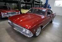 1966 Chevrolet Chevelle Malibu Custom 2 Dr Hardtop