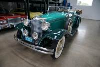 1931 Chrysler CD 2nd Series Dual Cowl Phaeton
