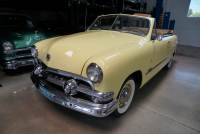 1951 Ford Custom DeLuxe 239 V8 Convertible with 3 spd O/D