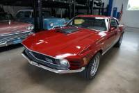 1970 Ford Mustang Mach 1 351 V8 Fastback
