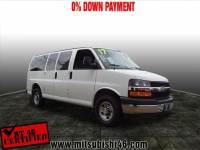 Used 2017 Chevrolet Express 2500 LT Van Passenger Van | TOTOWA NJ | VIN: 1GAWGFFG6H1343326