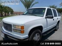 1999 GMC Yukon SLT 4WD