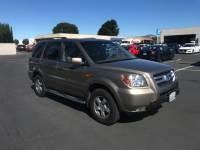 Used 2008 Honda Pilot EX SUV For Sale in Fairfield, CA
