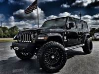 Used 2018 Jeep All-New Wrangler Unlimited Sahara