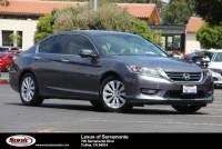 Pre Owned 2013 Honda Accord Sedan EX-L