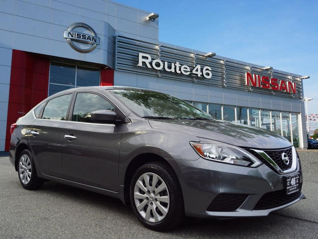 Photo Used 2016 Nissan Sentra S Sedan for sale in Totowa NJ