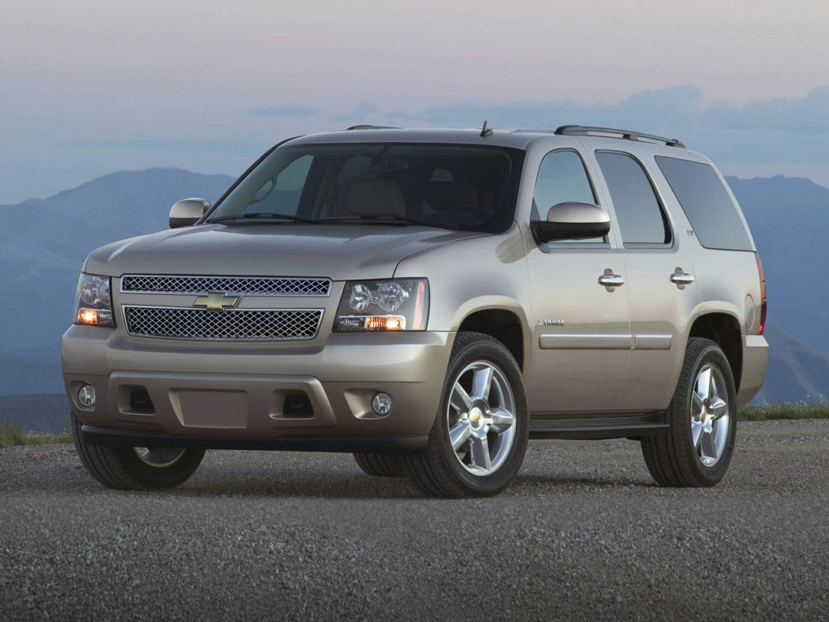 Photo Used 2012 Chevrolet Tahoe LTZ in Jackson,TN