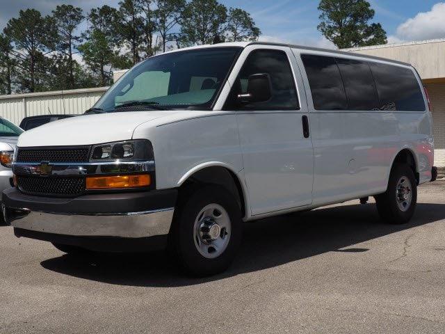 Photo 2018 Chevrolet Express Passenger LT Full-size Passenger Van For Sale in LaBelle, near Fort Myers