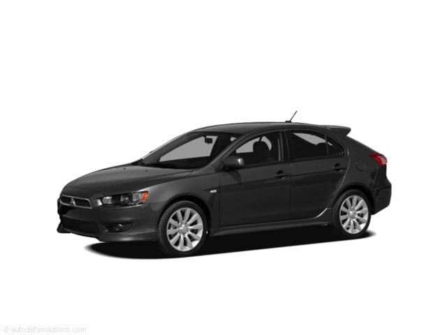 Photo Pre-Owned 2011 Mitsubishi Lancer Sportback ES in Arlington Heights, IL, Near Elgin