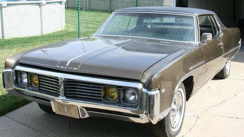 Photo 1969 Buick Electra