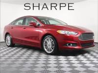 2016 Ford Fusion SE Sedan in Grand Rapids