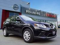 Certified Used 2016 Nissan Rogue S SUV in Totowa