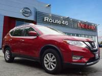 Certified Used 2017 Nissan Rogue SV SUV in Totowa