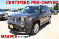 Certified Used 2016 Jeep Renegade Latitude FWD SUV