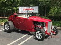 1932 Ford Roadster All Henry Steel Body