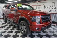 2014 Ford F-150 FX4 SuperCrew 4X4