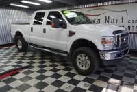 2009 Ford F-350 Super Duty Lariat Crew Cab Long Bed Diesel 4X4