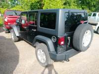 2015 Jeep Wrangler Unlimited Sport SUV For Sale in Erie PA
