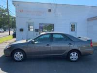 2003 Toyota Camry LE V6 5-Speed Automatic Leather