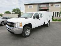 Used 2011 Chevrolet 2500HD 4x4 Service Utility Truck