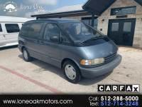 1991 Toyota Previa 4dr Wagon LE