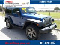 2010 Jeep Wrangler Mountain SUV For Sale in LaBelle, near Fort Myers
