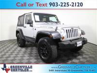 Used 2011 Jeep Wrangler Rubicon SUV