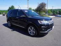 2018 Ford Explorer Limited SUV in East Hanover, NJ