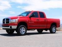 Used 2006 Dodge Ram 3500 SLT/TRX4 Off Road/Sport Truck Quad Cab 4x4 Near Atlanta, GA