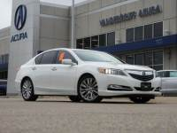 2014 Acura RLX RLX with Technology Package